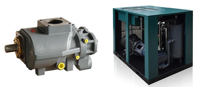 Comment fonctionnent les compresseurs d'air rotatifs à vis