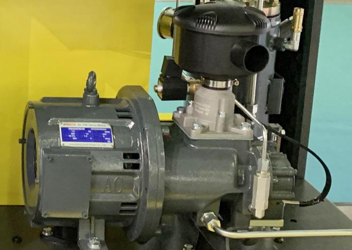 Éléments de compresseur d'air à vis (air- se termine)