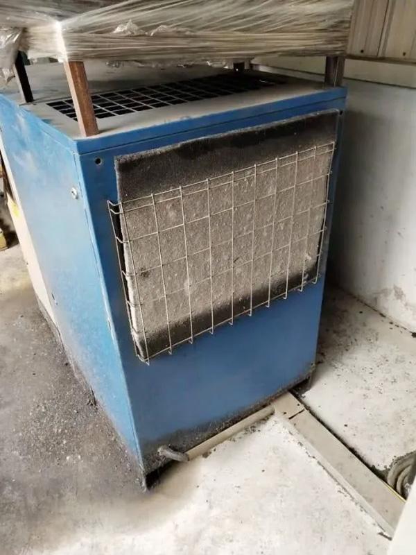 Les chatons de saule augmentent! Comment prendre des mesures de protection pour les compresseurs d'air?