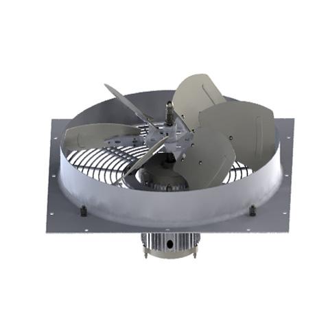 Ventilateur à rotor interne