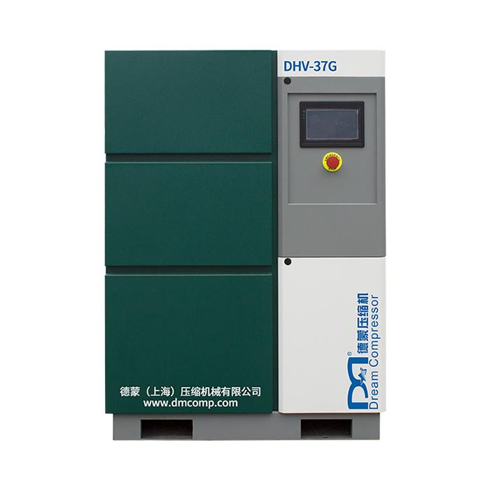 Compresseur d'air à vis à entraînement direct à vitesse variable magnétique permanent à un étage