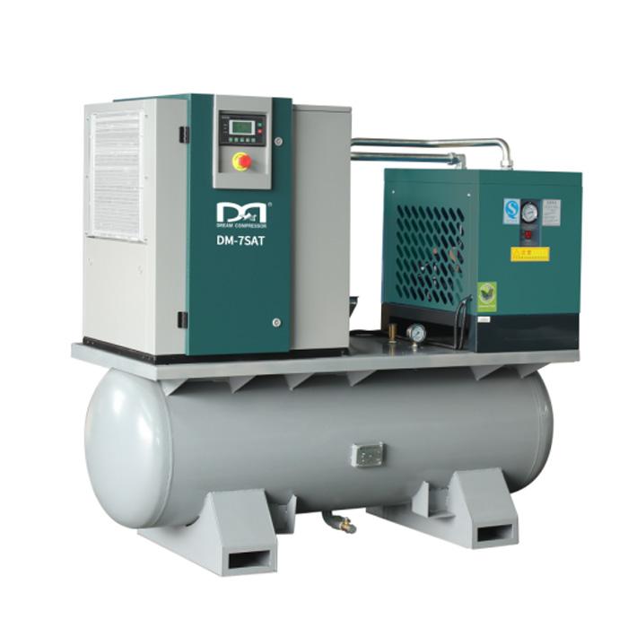 Compresseur d'air à pression régulière (8-16bar)