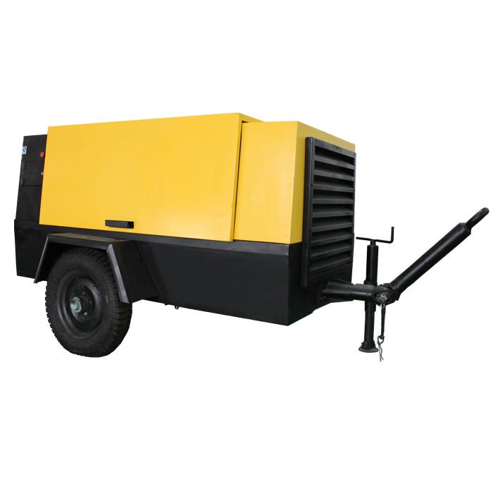 Compresseur d'air électrique portatif à vis (8-18 bar)